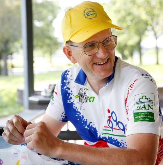 Cycling fans fear future of RAGBRAI tradition