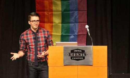 Iowa youth hear LGBTQ advocates address bullying