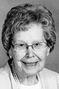 Mary Louise Weber