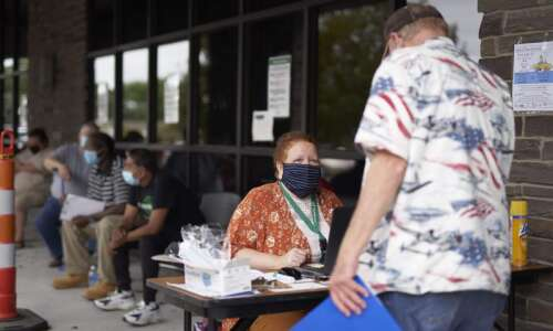 Unemployment claims in Iowa increase for third consecutive week