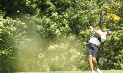 Linn-Mar claims second straight MVC Super Meet golf title