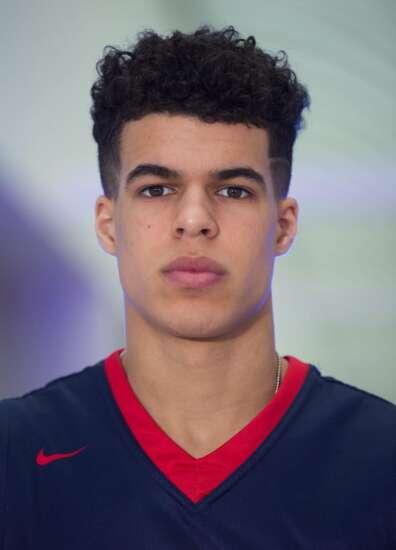 U.S.' top prep basketball player is son of ex-C.R. Jefferson star