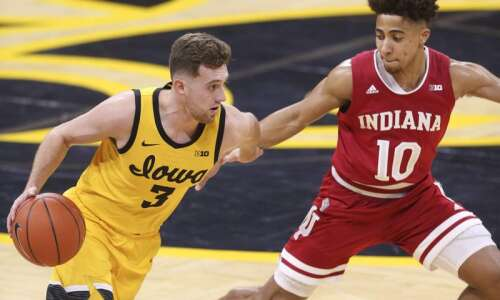 Iowa vs. Indiana men's basketball glance: Time, TV, live stream,…