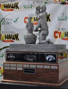 Hlas column: For sale: College sports trophies, tradition, taste