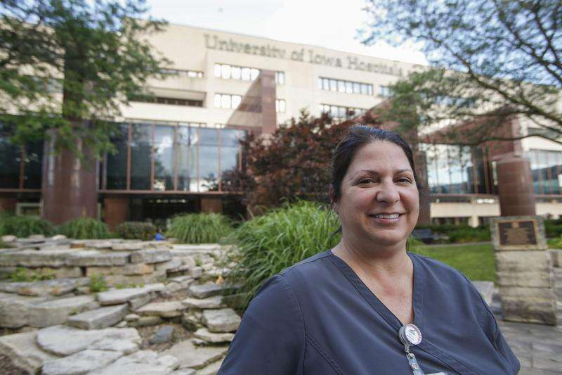 Reliance on 'traveling' nurses soars at University of Iowa