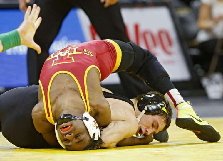 Final score doesn't tell whole story in Iowa's victory over Iowa State