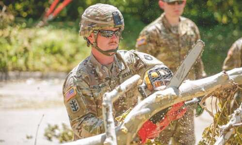 Iowa National Guard sending 250 to U.S. Capitol