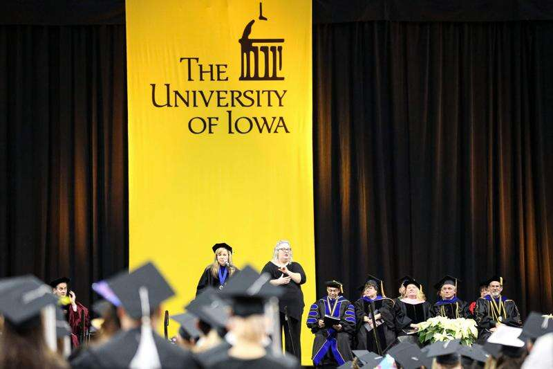 University of Iowa's biggest college preparing for layoffs, pay cuts, furloughs