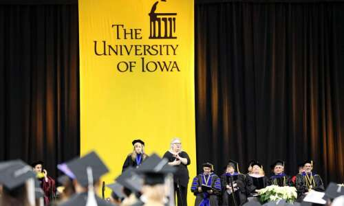 University of Iowa's biggest college preparing for layoffs, pay cuts,…