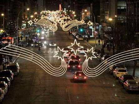 Holiday lights can mean more than meets the eye