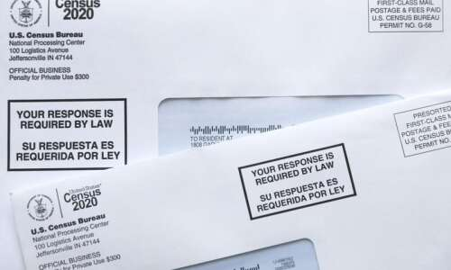 Eastern Iowa cities work toward uncertain census deadline