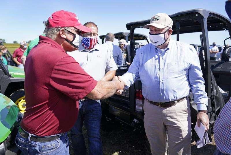 Trump administration awards $22 million in biofuel grants