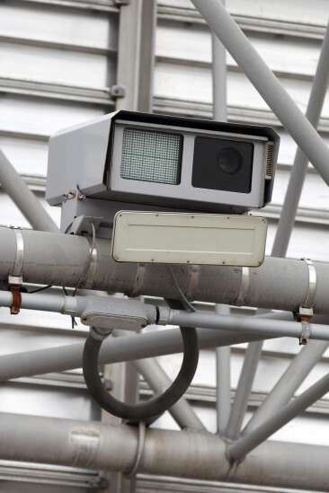 Legal expert: Iowa cities continuing to issue speed camera tickets 'on very shaky ground'