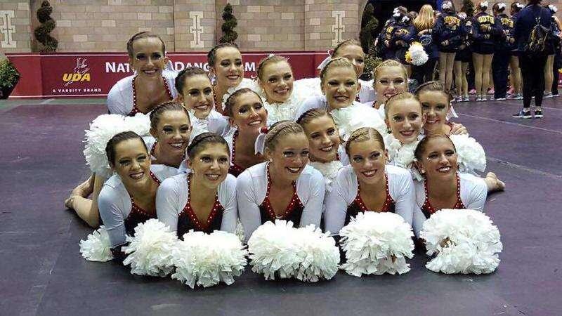 Linn-Mar dance team shines at nationals