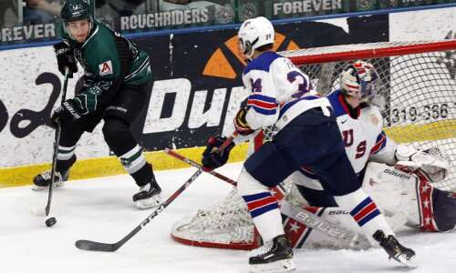 30 Cedar Rapids RoughRiders taken Monday in USHL Dispersal Draft