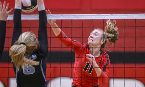 Lisbon disappointed with regional volleyball result, thankful for the opportunity