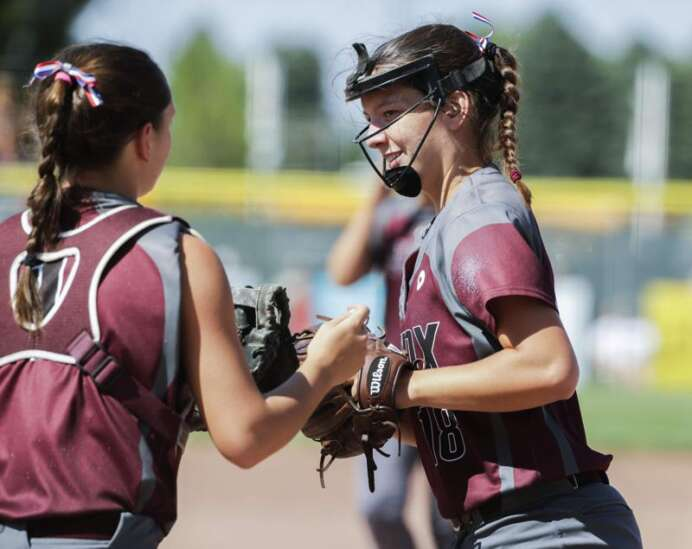 Iowa all-state softball 2019: North Linn's Flanagan twins highlight area selections