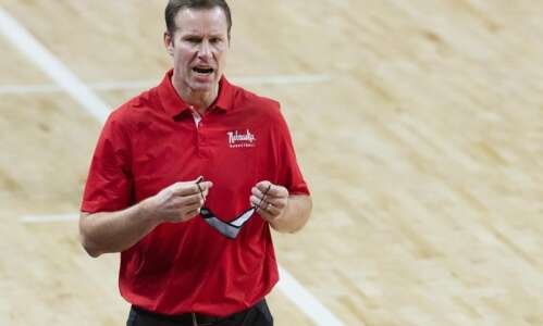 Fred Hoiberg's Huskers wave no white flags in tough season