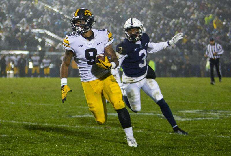 Geno Stone accepts more vocal leadership in Iowa football secondary
