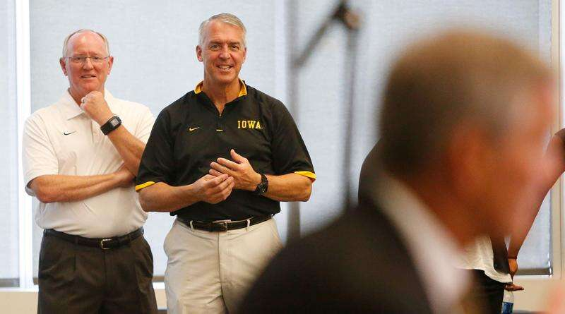 Double standard? University of Iowa volleyball coach not fired after parent complaints of verbal abuse