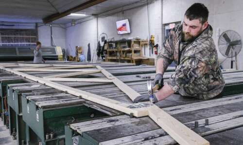 Marion's ReVosWel Truss and Lumber saw routine upended by derecho's…