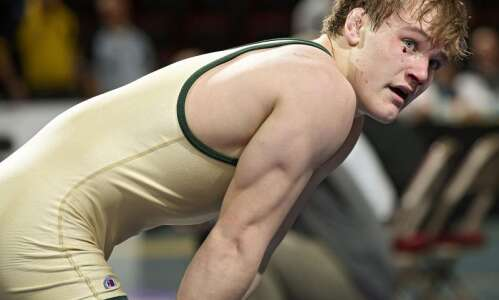 Iowa City West's Nelson Brands wins Independence title