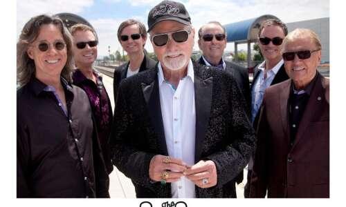 Beach Boys' Friday night show canceled in Cedar Rapids