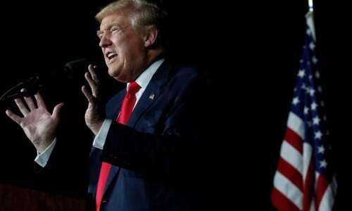 As Clinton struggles, Trump tries to raise doubts
