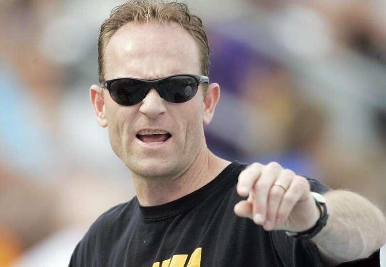 Iowa's Joey Woody has shown he's a special coach