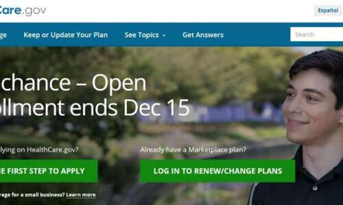 Deadline for Affordable Care Act open enrollment is Tuesday