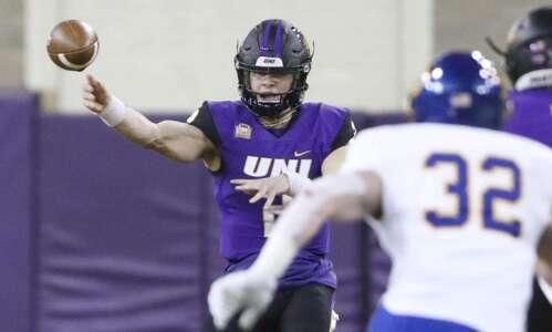 Photos: UNI Panthers football vs. South Dakota State Jackrabbits