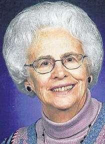 Lucille 'Aunt Cele' Louise Melchert