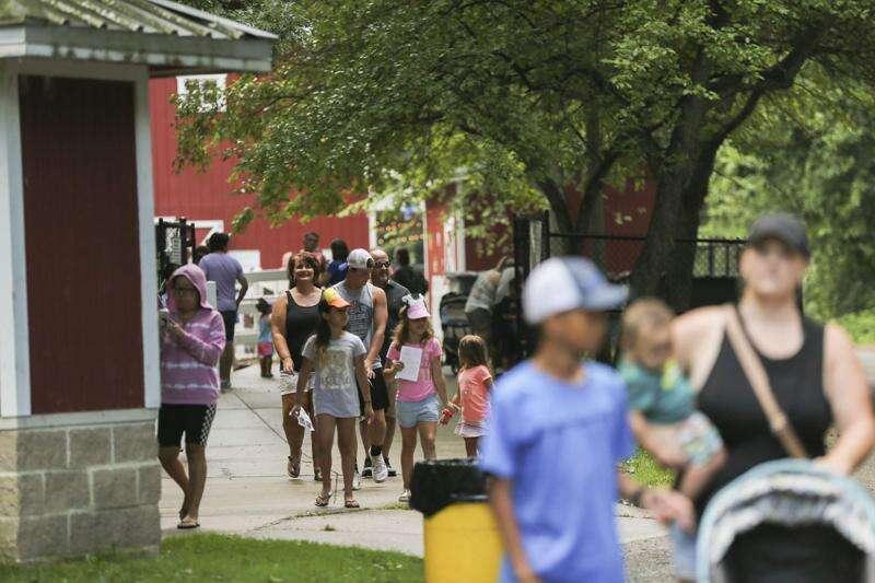 New Bever Park Neighborhood Association in southeast Cedar Rapids hosts party, bike parade Sunday