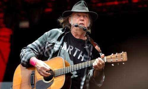 It's official: That $20 Neil Young concert in Marion was…
