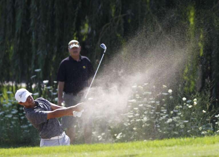 Triple bogey hurts Carson Schaake at U.S. Open