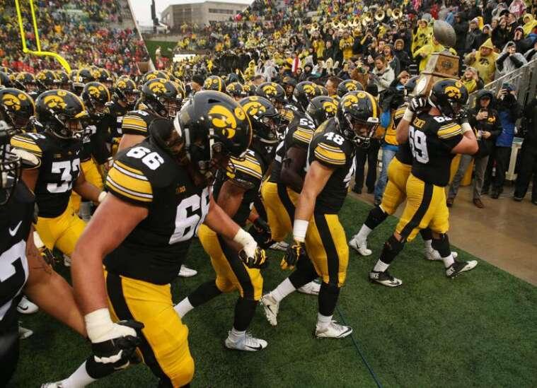 Iowa 31, Nebraska 28: Hawkeyes survive one nutty fourth quarter
