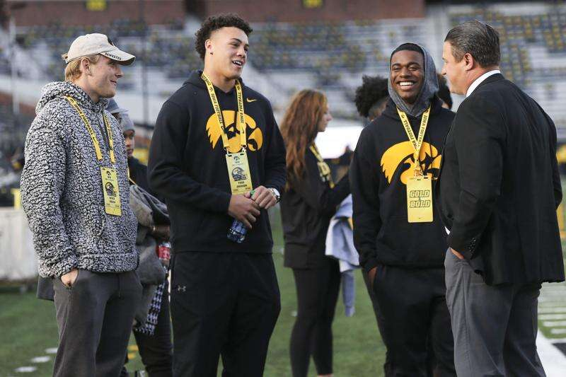 For Iowa football, retention is as important as recruiting in 2021