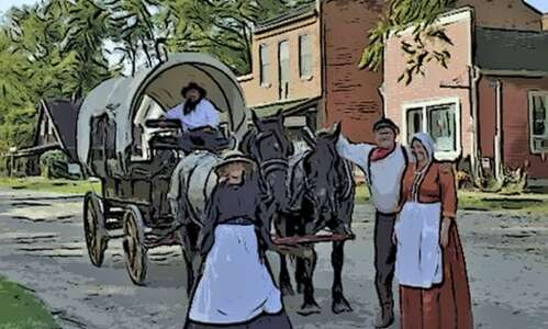 Bentonsport Heritage Day rescheduled to July 17