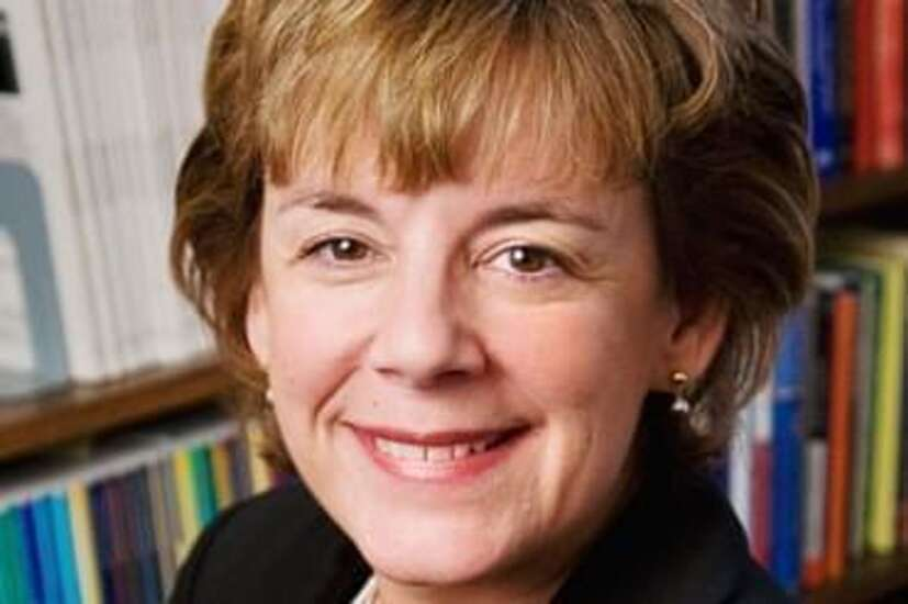 U. of Iowa president-to-be Barbara Wilson fired an athletics director at Illinois