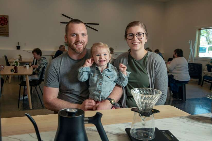 Euphoria Coffee — the small town cafe West Union didn't know it needed