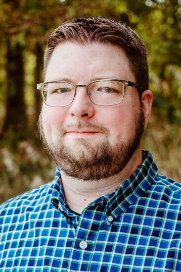 Joshua Bates, candidate for Clear Creek Amana Community School District board at-large