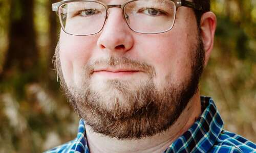 Joshua Bates, candidate for Clear Creek Amana school board at-large