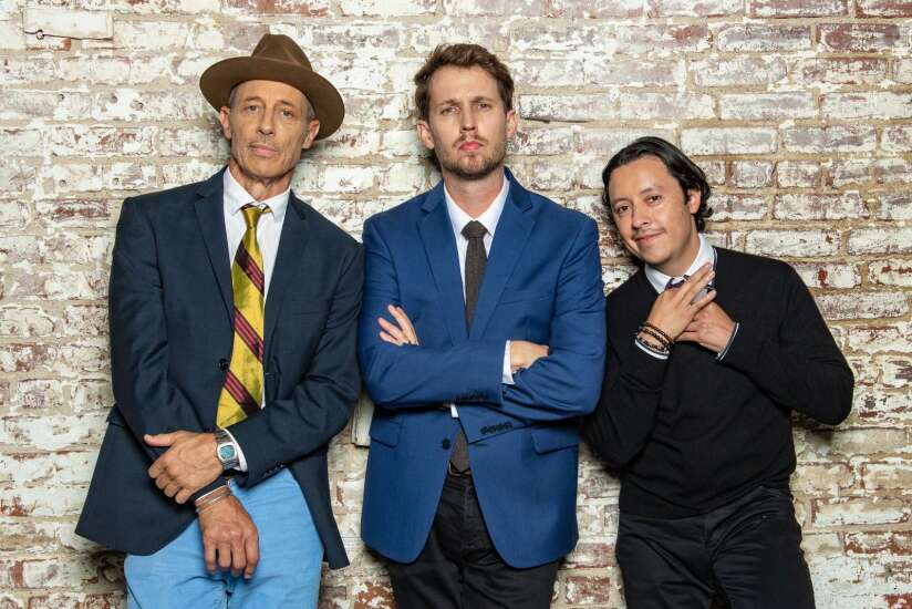 See the stars of 'Napoleon Dynamite' at Cedar Rapids screening at Paramount Theatre