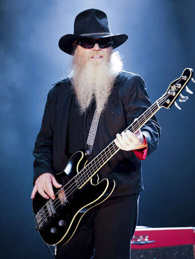 ZZ Top's bearded bassist Dusty Hill dies in his sleep at 72