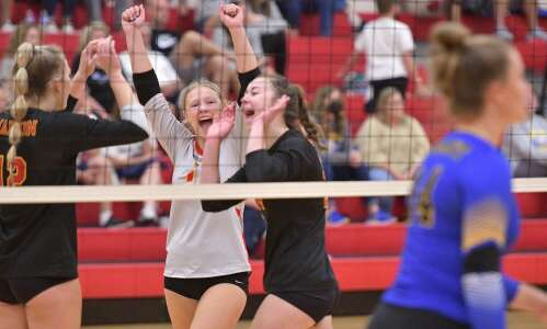 Volleyball notes: Conference races wind down, some with no resolution