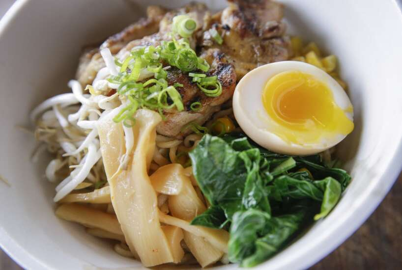 Ramen Belly opens in Iowa City's Peninsula Neighborhood