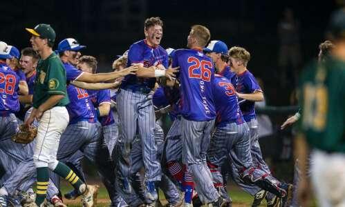 Photos: Camanche vs. Dyersville Beckman substate baseball final
