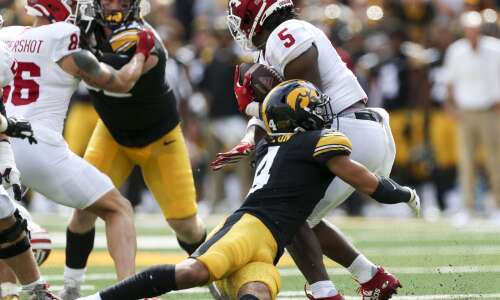 High time for Hawkeyes, and it's gone on a while