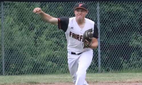 Fairfield baseball team eliminated