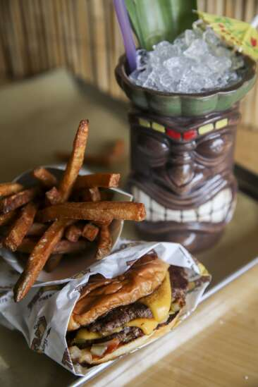 Tiki Tacos 'n Burgers 'n Wings brings island vibe to made-from-scratch staples